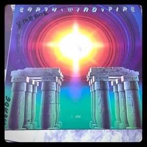 "Earth Wind and Fire ""I am"" album"